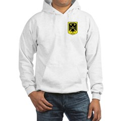 32nd degree Master Masons Eagle Hoodie