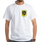 32nd degree Master Masons Eagle White T-Shirt