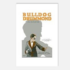 Bulldog Drummond Postcards (Package of 8)