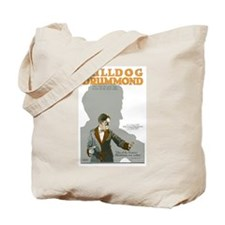 Bulldog Drummond Tote Bag