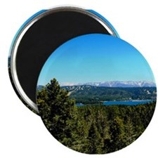 "Big Bear Lake 2.25"" Magnet (100 pack)"