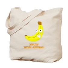 Fruit with Appeal - Banana Tote Bag