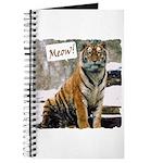 Tiger Meow Journal