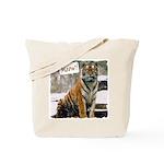 Tiger Meow Tote Bag