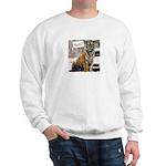 Tiger Meow Sweatshirt