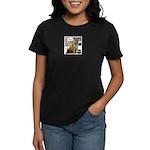 Tiger Meow Women's Dark T-Shirt