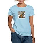 Tiger Meow Women's Light T-Shirt