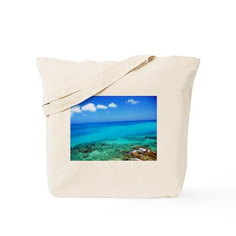 Bermuda Coast Tote Bag