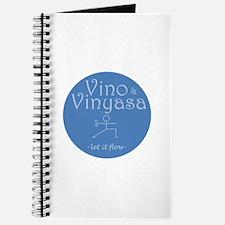 Vino & Vinyasa Journal