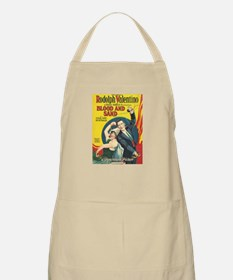 Blood And Sand Apron