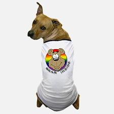 Bear Inside Dog T-Shirt