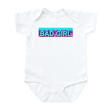Bad Skyline Girl Infant Creeper