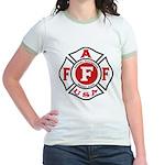 AAFF Firefighter Jr. Ringer T-Shirt