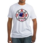 AAFF Firefighter Fitted T-Shirt