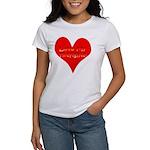 Love My Firefighter Women's T-Shirt