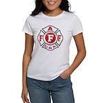 AAFF Firefighter Women's T-Shirt