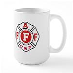 AAFF Firefighter Large Mug