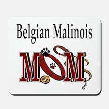Belgian Malinois Mom Mousepad
