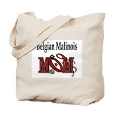 Belgian Malinois Mom Tote Bag