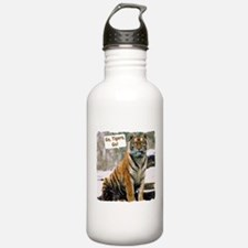 Go Tigers, Go! Water Bottle