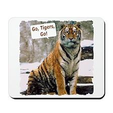 Go Tigers, Go! Mousepad