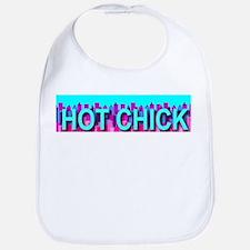Hot Chick Skyline Bib