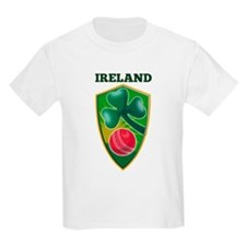 Cricket Ball Ireland T-Shirt