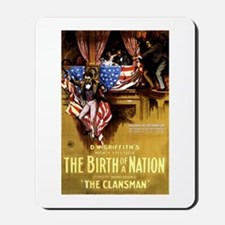 The Birth Of A Nation Mousepad