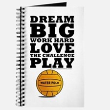 Dream Big Water Polo Journal
