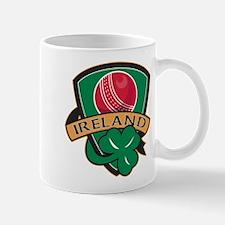 Cricket Ball Ireland Mug