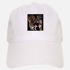 GSD collage Baseball Baseball Cap