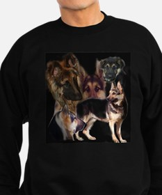 GSD collage Sweatshirt
