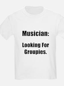 Musician Groupies T-Shirt