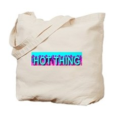Hot Thing Skyline Tote Bag