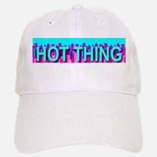 Hot Thing Skyline Baseball Baseball Cap