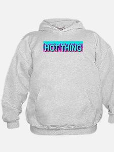 Hot Thing Skyline Hoodie