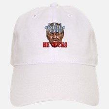 Rumsfeld Sucks say Generals Baseball Baseball Cap