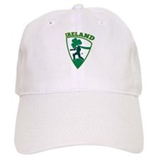 Cricket Batsman Ireland Baseball Cap