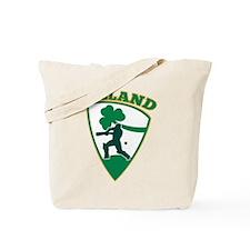 Cricket Batsman Ireland Tote Bag