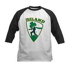 Cricket Batsman Ireland Tee