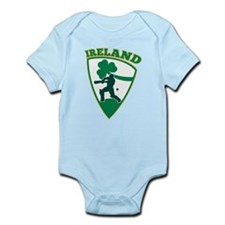 Cricket Batsman Ireland Infant Bodysuit