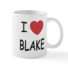 I heart blake Small Mug