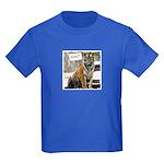 Woof? Kids Dark T-Shirt