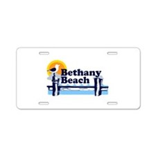 Bethany Beach DE - Pier Design. Aluminum License P