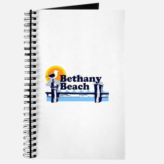 Bethany Beach DE - Pier Design. Journal