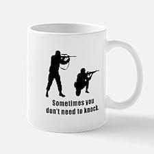 Don't Need To Knock Mug