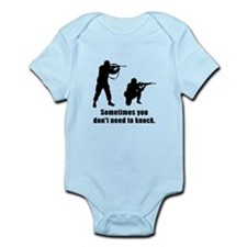 Don't Need To Knock Infant Bodysuit