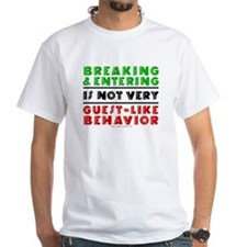 Illegals Breaking & Entering Shirt