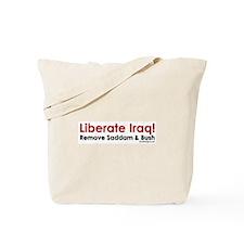 Saddam Tote Bag