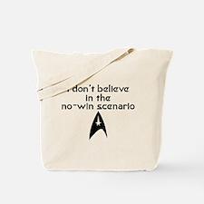 No-Win Scenario Tote Bag
